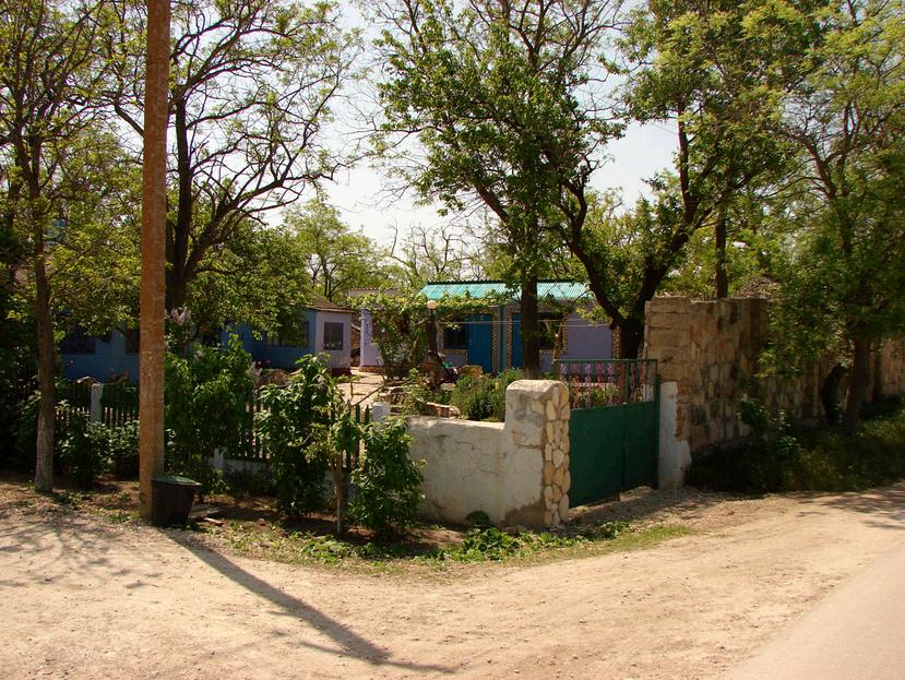 Улицы Оленевки