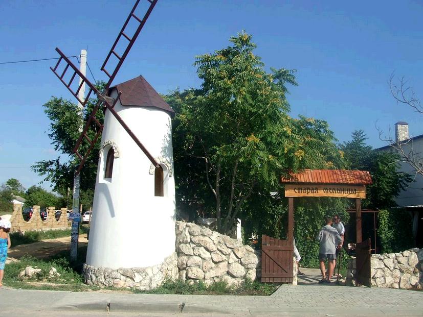 Кафе в поселке Оленевка