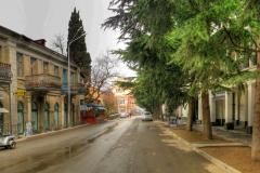 Улицы Алушты