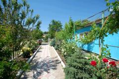 Поселок Курортное, частный сектор