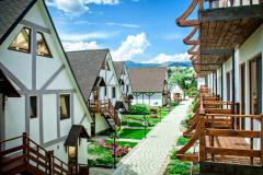 Малореченское, коттеджный поселок Альпийская долина