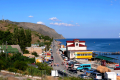 Поселок Морское