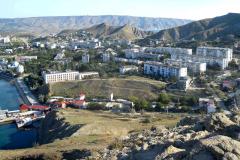 Панорама Орджоникидзе