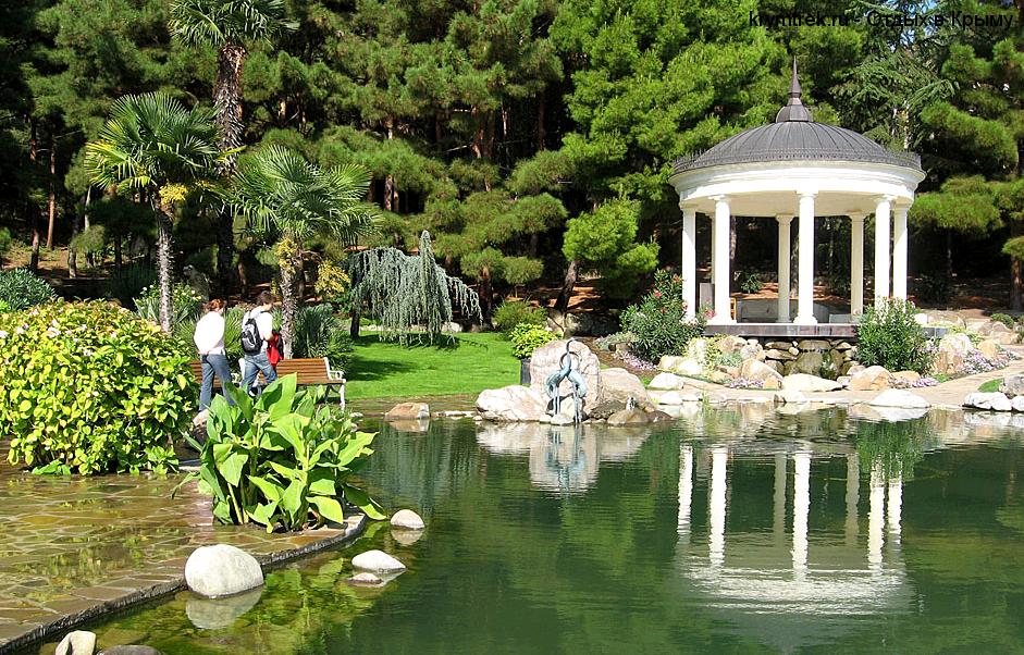 Парк Партенита