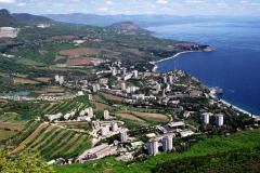 Панорама Партенита