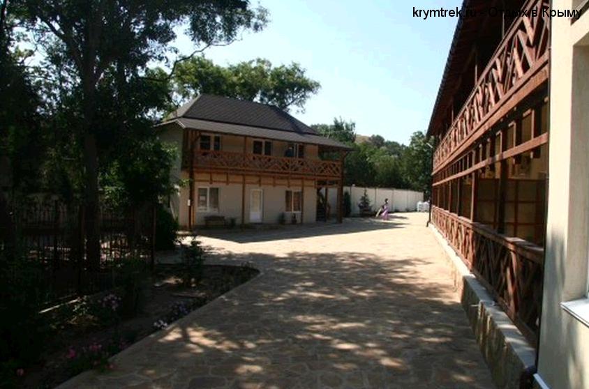 Поселок Песчаное