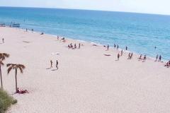 Поповка, пляж