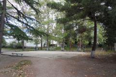 Поселок Рыбачье, городской парк