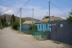 Поселок Рыбачье, ул. Морская