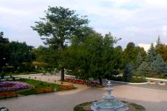 Курортный парк г. Саки