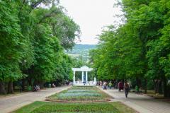 Парк Юбилейный в Феодосии