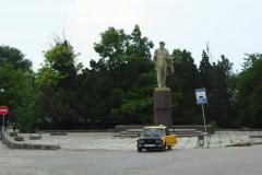 памятник Ленину в Черноморском
