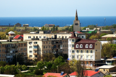 Поселок Черноморское