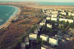 Панорама Щелкино