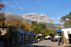 Улицы Алупки