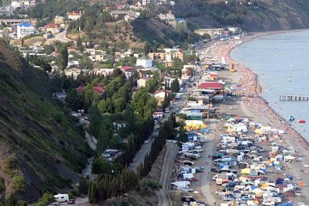 Отдых в Крыму, остановка в пос Рыбачье. Впечатляющий отдых и оправданные ожидания.