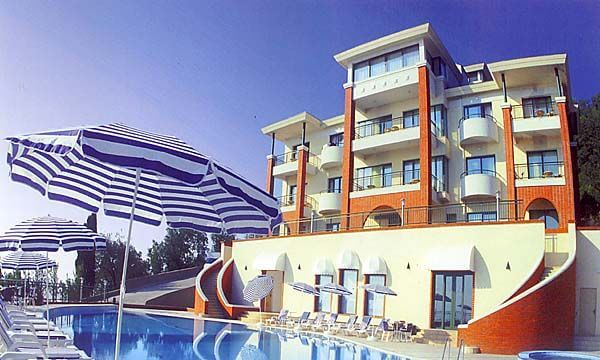 отдых в крыму отели на берегу моря