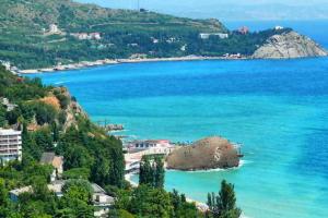 Партенит – спокойный и размеренный отдых в Крыму