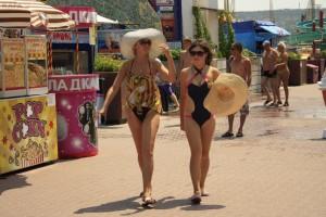 Отдых в Крыму Феодосия в пансионате Золотой берег