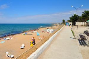 Преимущества отдыха в Крыму, Песчаное, частный сектор
