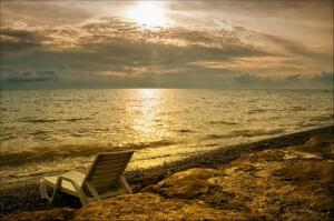 Отдых в Крыму, посёлке Николаевка, на базе отдыха Маяк
