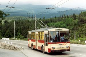 Троллейбусы Симферополя – Крым не перестает удивлять!