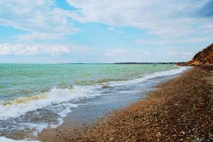 Время для пляжного отдыха в Крыму