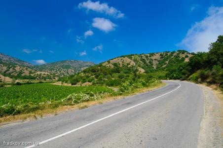 Феодосия – Судак – достопримечательности и известные поселки, в которых вы побываете, проезжая этот путь!
