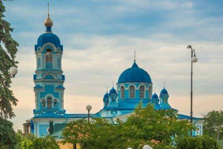 Достопримечательности в городе Саки в Крыму и окрестностях