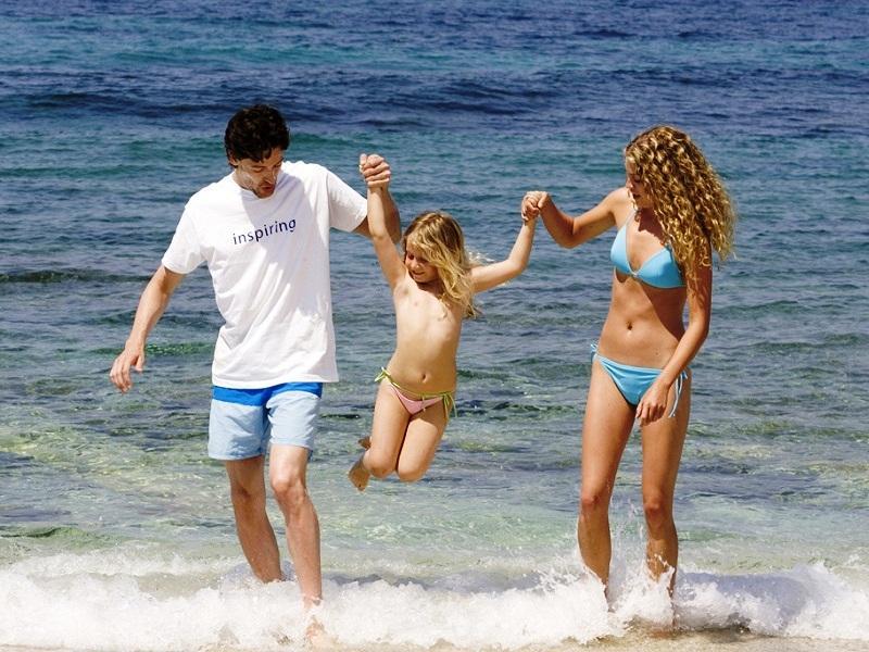 отдых с детьми на море