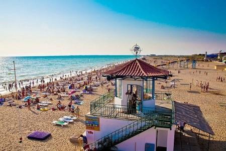 Крымский курорт Саки – лучший отдых и лечение