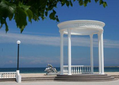 Черноморское – уютный уголок Крыма с древней историей и интересными достопримечательностями