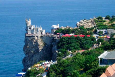 Гаспра покажет главные достопримечательности Крыма