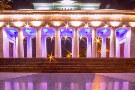 Белокаменная Графская пристань – визитная карточка Севастополя