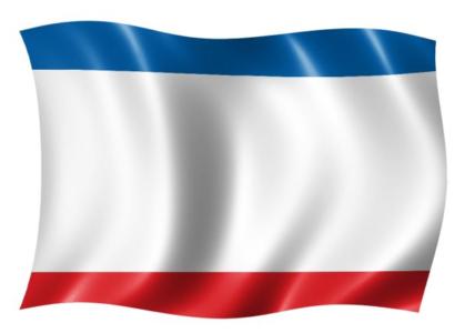 Флаг республики Крым и его значение