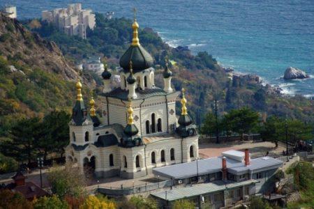 Древний Форос – курорт Крыма с обилием достопримечательностей