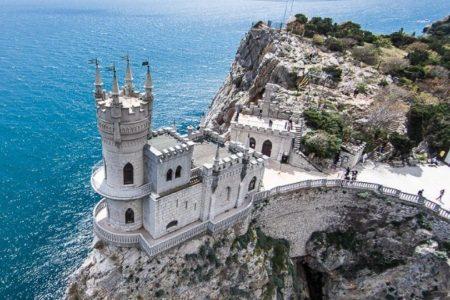 Ялта – уголок Крыма с удивительными достопримечательностями