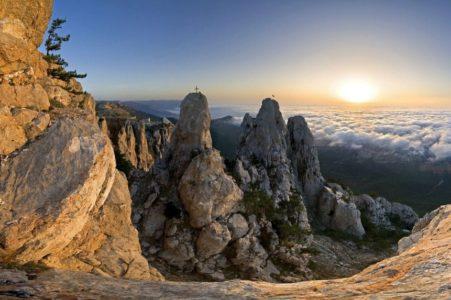 Неповторимые и незабываемые Крымские горы