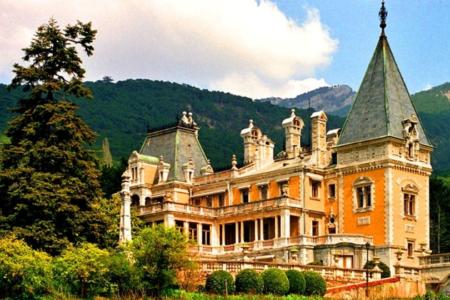 Путешествие в Массандровский дворец