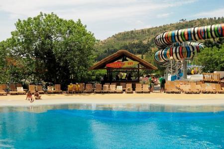 Аквапарк в Симеизе – лучшее место семейного отдыха
