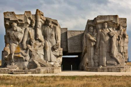 Трагедия на Аджимушкайских каменоломенях