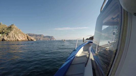 Балаклава  Морская прогулка