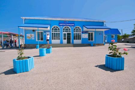 Маршруты автовокзала Судак