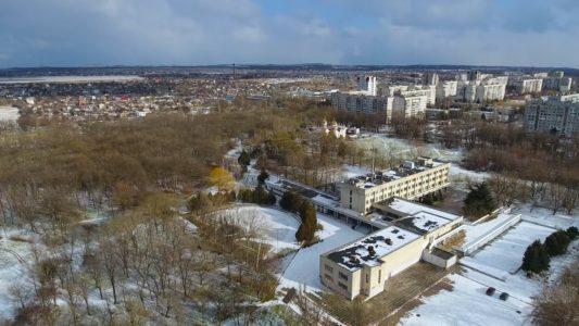 Керчь: Комсомольский парк, Андреевский храм, Дворец пионеров