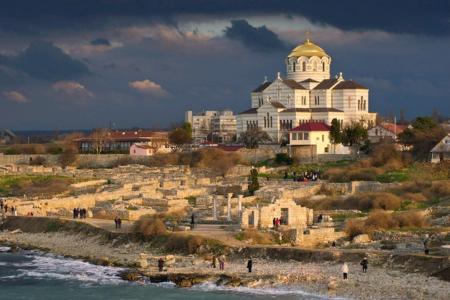 Как добраться из Симферополя в Севастополь