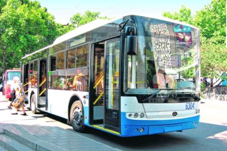 Автостанция «Западная» в Симферополе