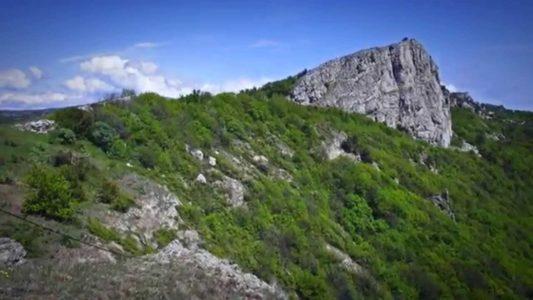 Гора Ат-Баш Симеиз Алупка