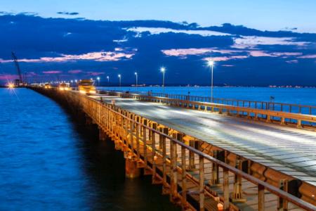 Интересные факты о строительстве Крымского моста