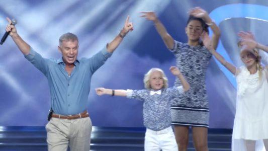 Песня Л.Чернышова- победитель конкурса песен и стихов про Крымский мост- в исполнении О.Газманова.